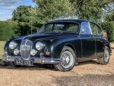Lot 32-1960 Jaguar MK II