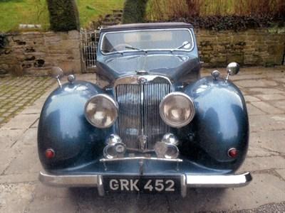 Lot 84-1948 Triumph 1800 Roadster