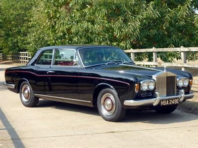 Lot 48-1967 Rolls-Royce Silver Shadow MPW