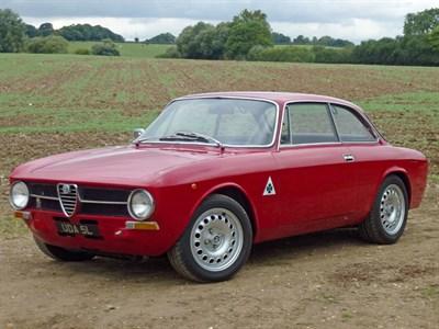 Lot 9-1973 Alfa Romeo GT 1600 Junior