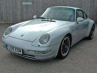 Lot 71-1994 Porsche 911 Carrera