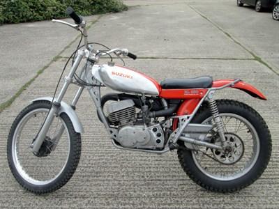 Lot 49-1974 Suzuki RL250