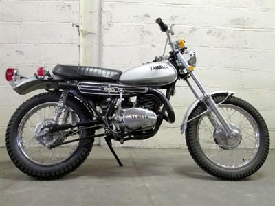 Lot 10-1972 Yamaha RT2