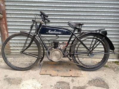 Lot 55 - 1927 Motobecane MB1