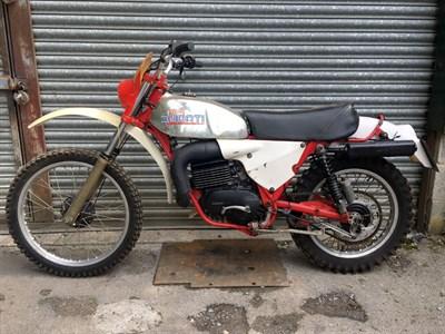 Lot 51 - 1977 Ducati 125 Six Days