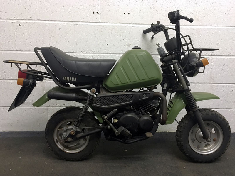 Lot 50-1979 Yamaha Vogel