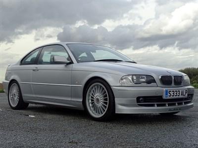 Lot 79 - 2000 BMW Alpina B3 3.3