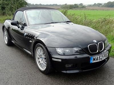 Lot 29 - 2002 BMW Z3 3.0i