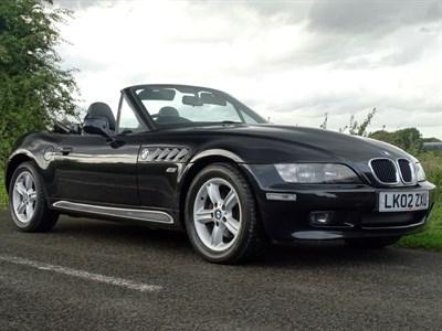 Lot 82 - 2002 BMW Z3