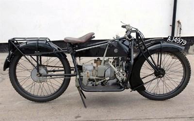 Lot 18 - 1921 ABC 398cc