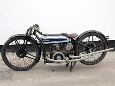 Lot 85 - 1926 Douglas DT5