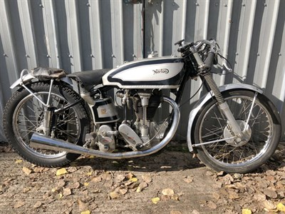 Lot 54-1938 Norton International