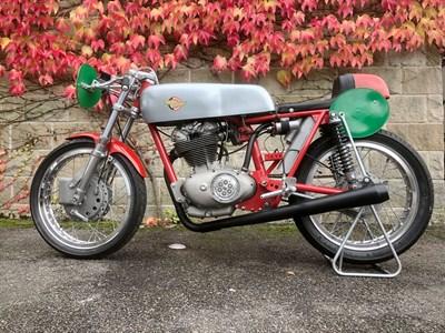 Lot 61-1965 Ducati Mach 1