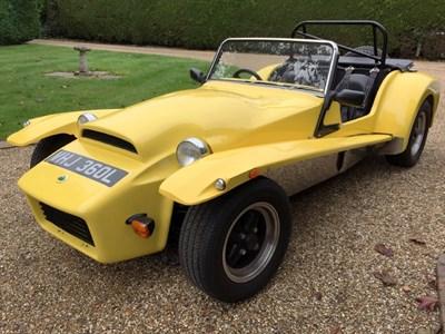 Lot 68 - 1973 Lotus Seven S4