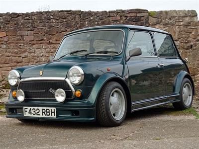 Lot 86 - 1989 ERA Mini Turbo