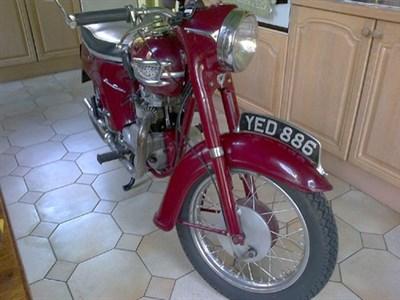 Lot 100 - 1960 Triumph 5TA Speed Twin