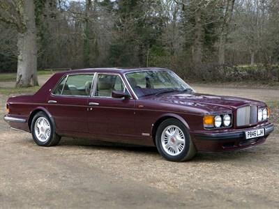 Lot 71 - 1997 Bentley Turbo R LWB