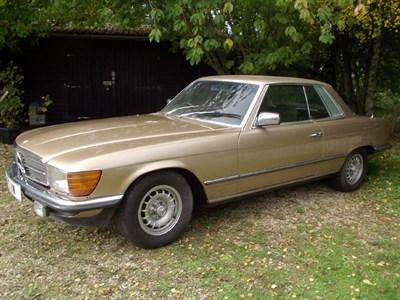 Lot 13 - 1981 Mercedes-Benz 450 SLC