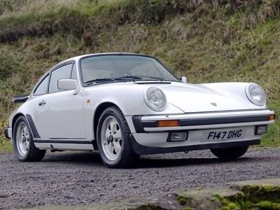 Lot 52 - 1988 Porsche 911 Carrera 3.2 Sport