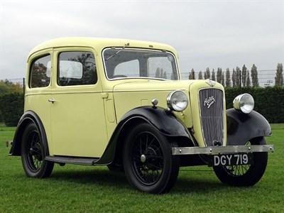 Lot 50 - 1936 Austin Seven Ruby