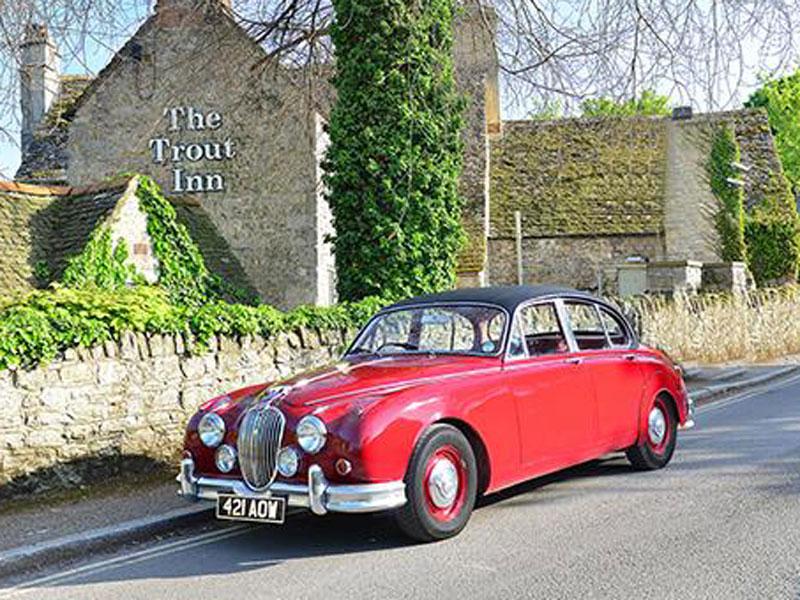 Lot 2 - 1962 Jaguar MK II 2.4 Litre