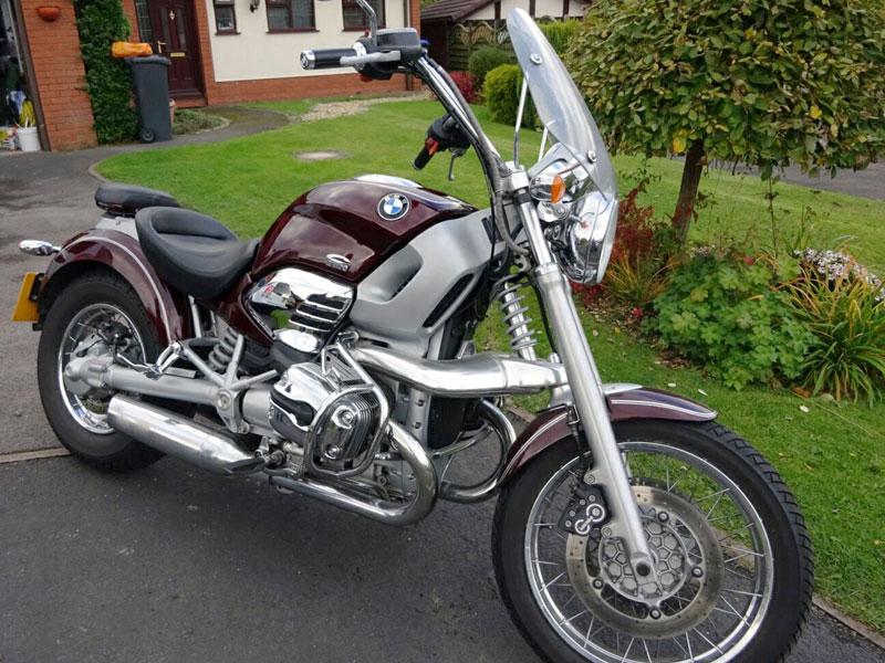 Lot 74-1996 BMW R1200C