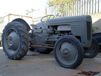 Lot 54 - c.1957 Ferguson Tractor