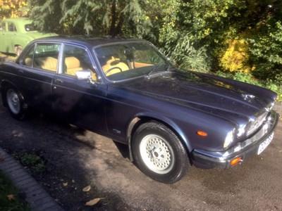 Lot 58 - 1981 Jaguar XJ6 3.4