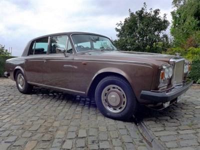 Lot 60 - 1978 Bentley T2