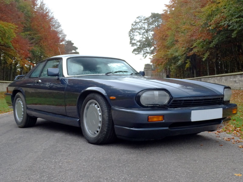 Lot 57-1990 Jaguar XJR-S 6.0