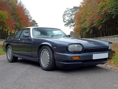 Lot 57-1990 Jaguar XJR-S 6.0