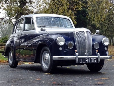Lot 64-1957 Daimler Conquest