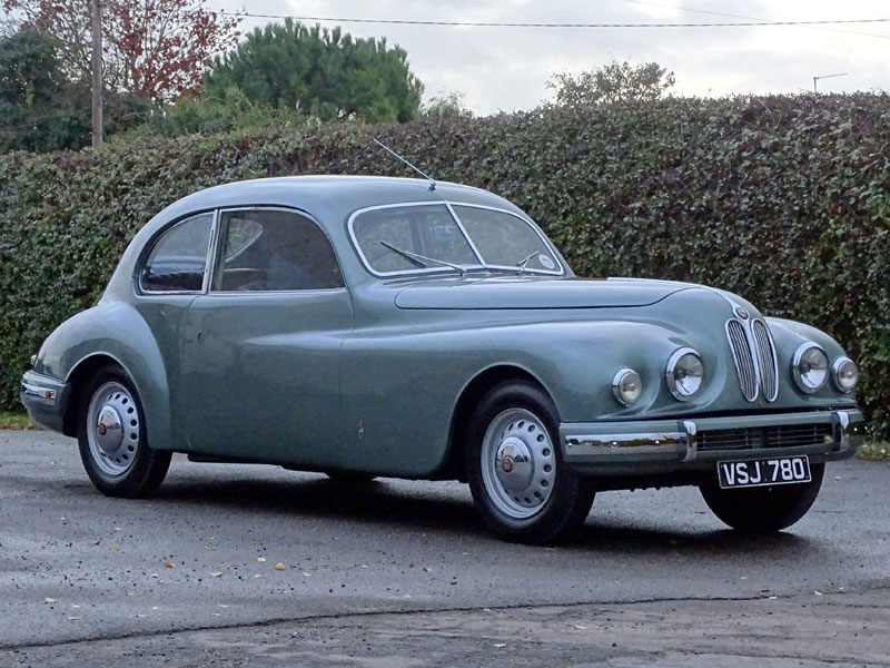 Lot 37-1952 Bristol 401