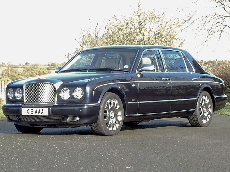 Lot 5-2006 Bentley Arnage RL