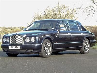 Lot 5-2006 Bentley Arnage RL