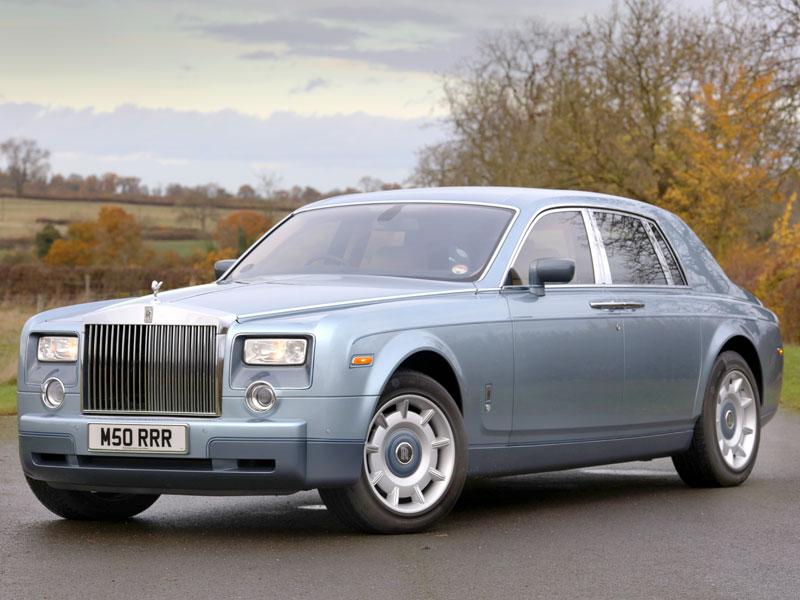 Lot 8 - 2003 Rolls-Royce Phantom