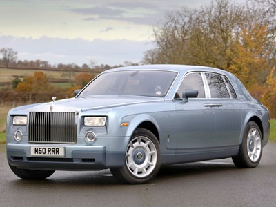 Lot 8-2003 Rolls-Royce Phantom