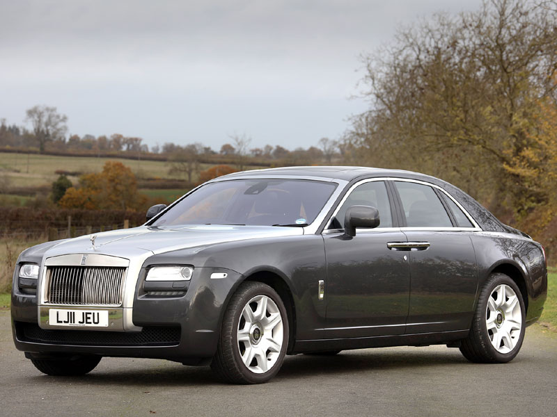 Lot 72-2011 Rolls-Royce Ghost