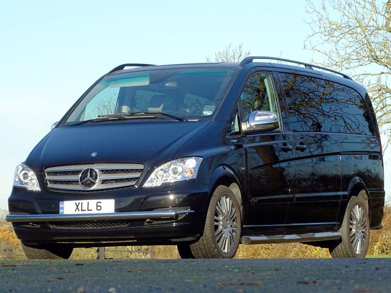 Lot 11 - 2013 Mercedes-Benz Viano 3.0 CDi Ambiente