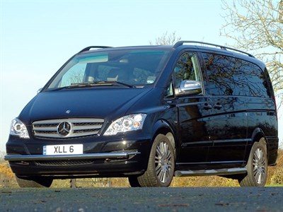 Lot 11 - 2013 Mercedes-Benz Viano 3.0 CDi Ambiente