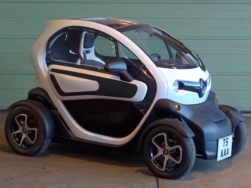 Lot 4 - 2013 Renault Twizy Technic