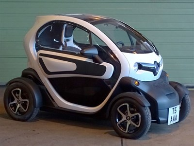Lot 4 - 2013 Renault Twizy Technic