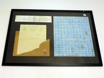 Lot 54 - The Casque's Stamp Collection of Famous Racing Drivers