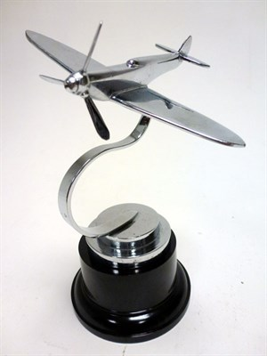 Lot 49 - Spitfire Aircraft Accessory Mascot