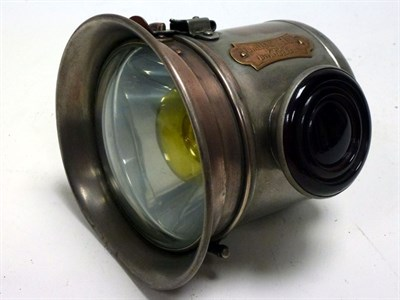 Lot 67 - A Powell and Hanmer Rear Lamp