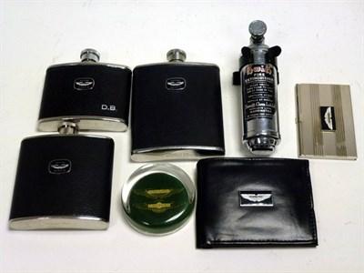 Lot 76 - Aston Martin Ephemera