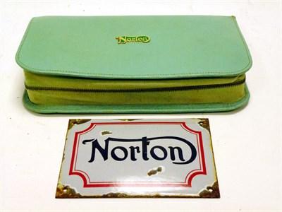 Lot 94 - Norton Motorcycles Ephemera