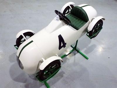Lot 21 - Pedal Driven Racing Car