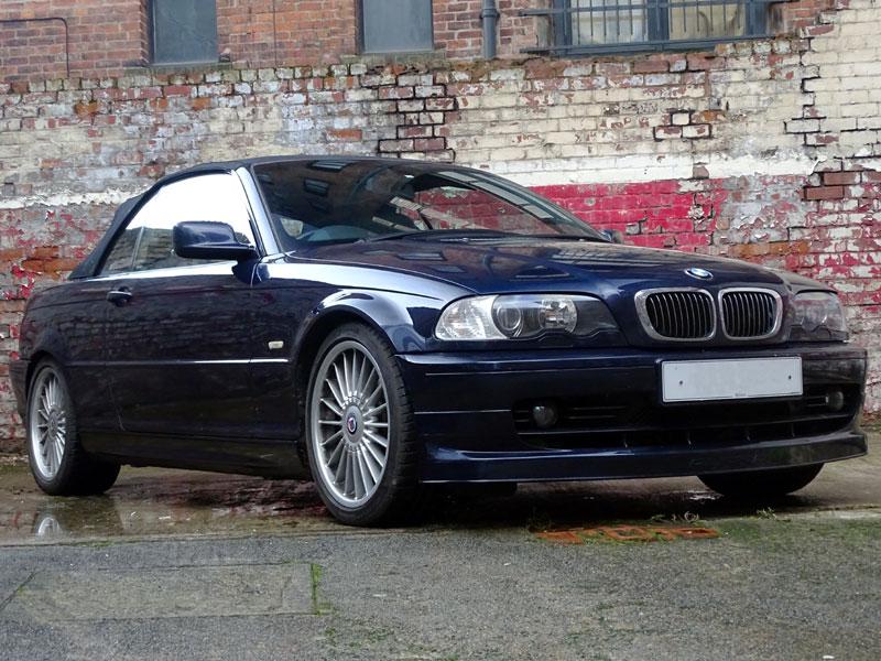 Lot 66-2002 BMW Alpina B3 3.3