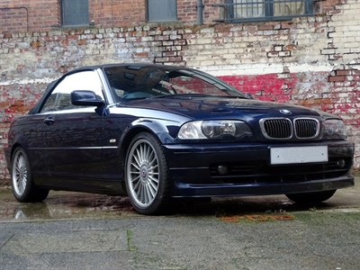 Lot 66-2002 BMW Alpina B3 3.3